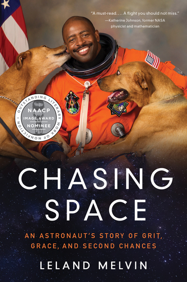 Chasing Space - An Astronaut's Story of Grit Grace and Second Chances - cover