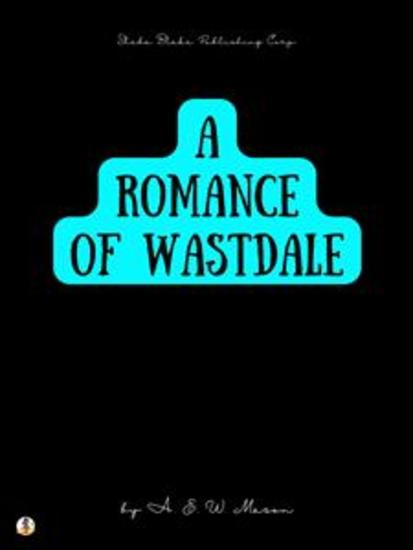A Romance of Wastdale - cover