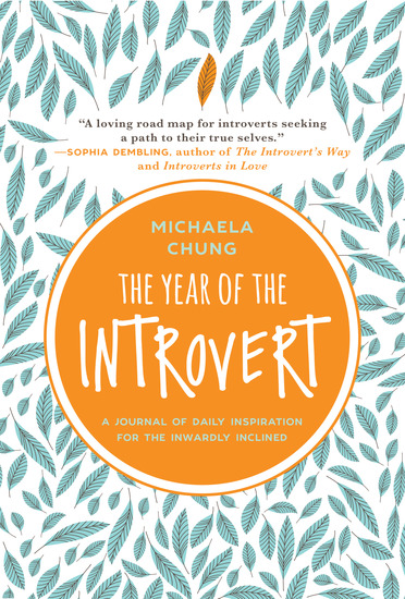 The Year of the Introvert - A Journal of Daily Inspiration for the Inwardly Inclined - cover