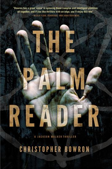 The Palm Reader - cover