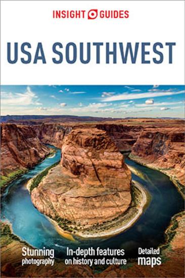 Insight Guides USA Southwest (Travel Guide eBook) - cover