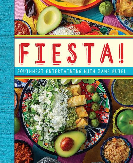 Jane Butel's Fiesta - cover