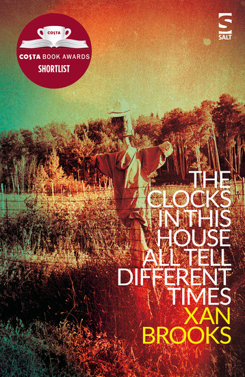 The Clocks in This House All Tell Different Times - cover