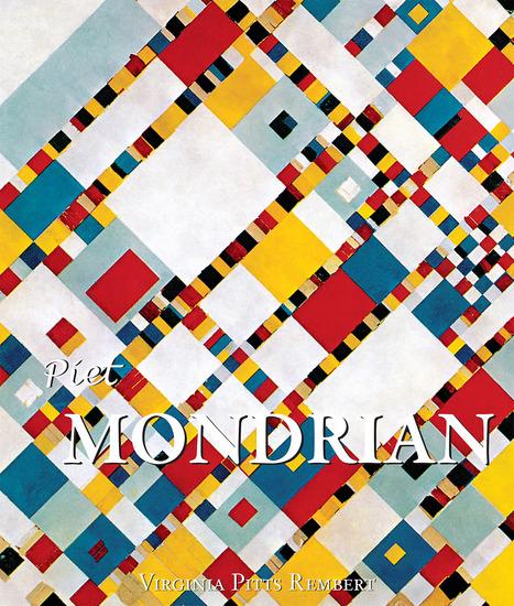 Piet Mondrian - cover