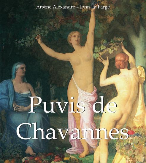 Puvis de Chavannes - cover