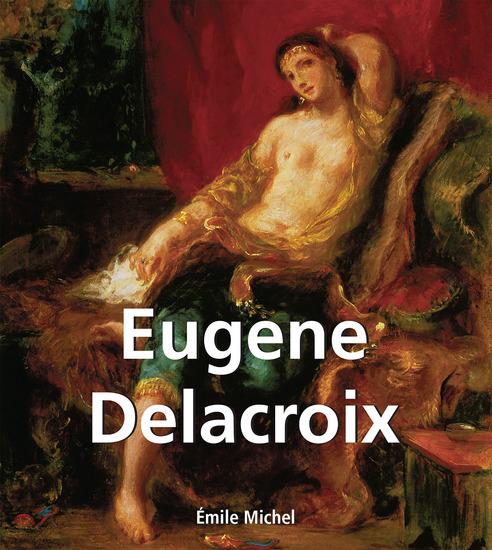 Eugene Delacroix - cover