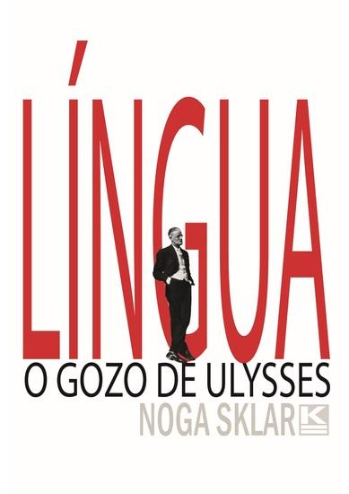 Língua - O gozo de Ulysses - cover