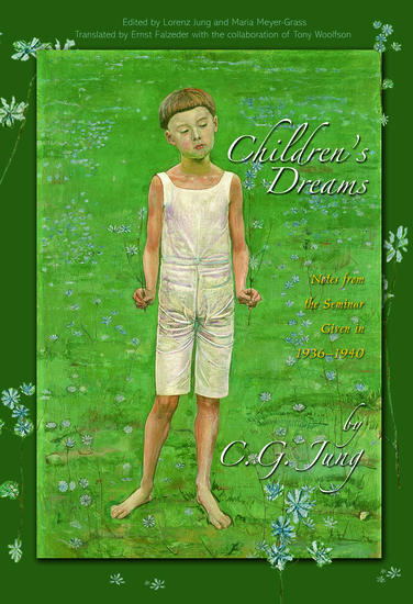 Children's Dreams - Notes from the Seminar Given in 1936-1940 - cover