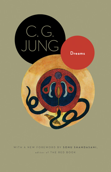 Dreams - (From Volumes 4 8 12 and 16 of the Collected Works of C G Jung) - cover
