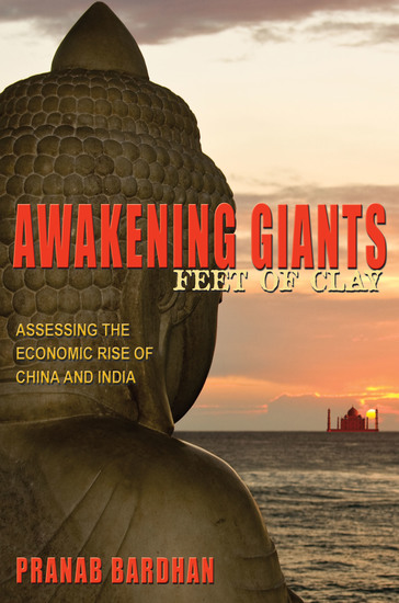 Awakening Giants Feet of Clay - Assessing the Economic Rise of China and India - cover