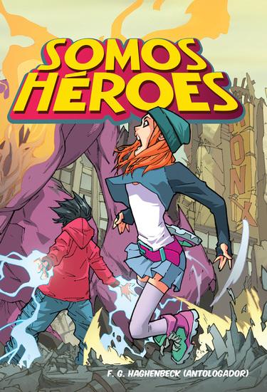 Somos héroes - cover