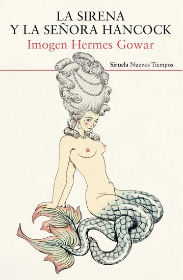 La sirena y la señora Hancock - cover