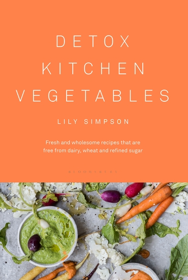 Detox Kitchen Vegetables - cover