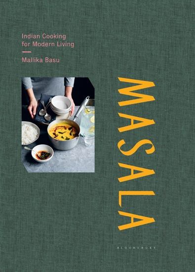 Masala - Indian Cooking for Modern Living - cover