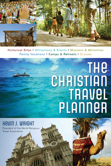 The Christian Travel Planner - cover