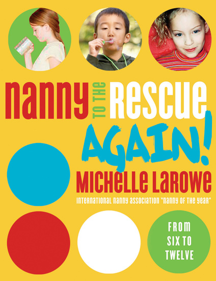 Nanny to the Rescue Again! - cover