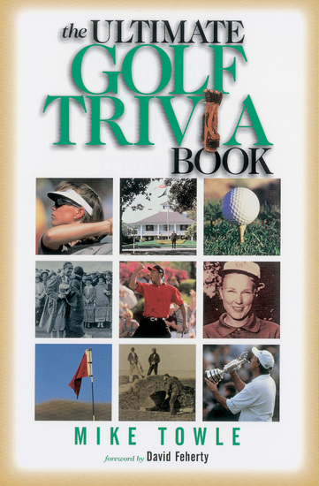 The Ultimate Golf Trivia Book - cover
