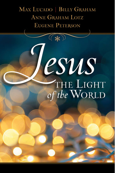 Jesus Light of the World - Christmas Devotional - cover