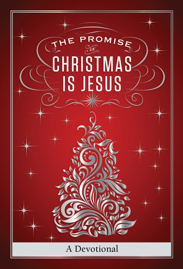 The Promise of Christmas is Jesus - A 30-Day Devotional - cover