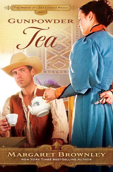 Gunpowder Tea - cover