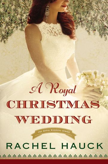 A Royal Christmas Wedding - cover