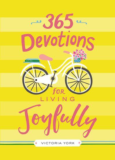 365 Devotions for Living Joyfully - cover