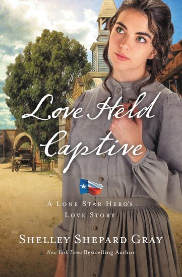 Love Held Captive - cover