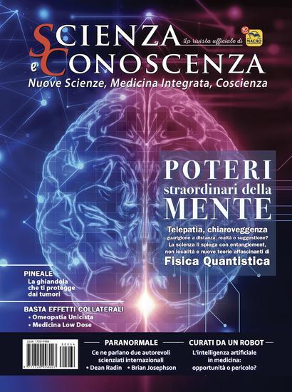 Scienza e Conoscenza - N 64 - Poteri straordinari della mente - cover