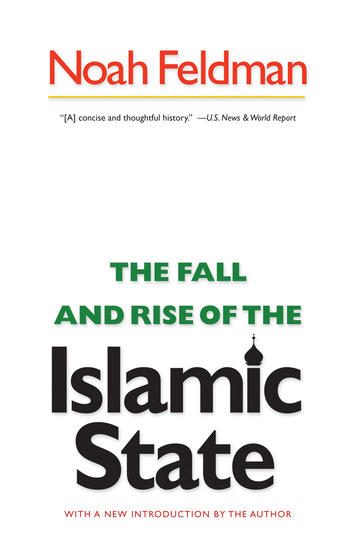 The Fall and Rise of the Islamic State - cover