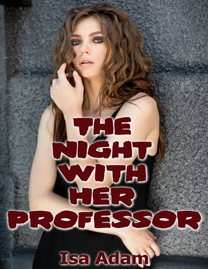 The Night With Her Professor - cover