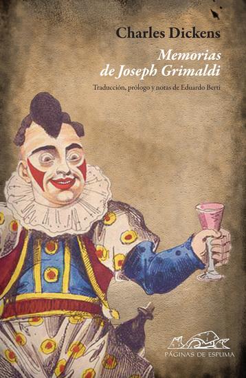 Memorias de Joseph Grimaldi - cover