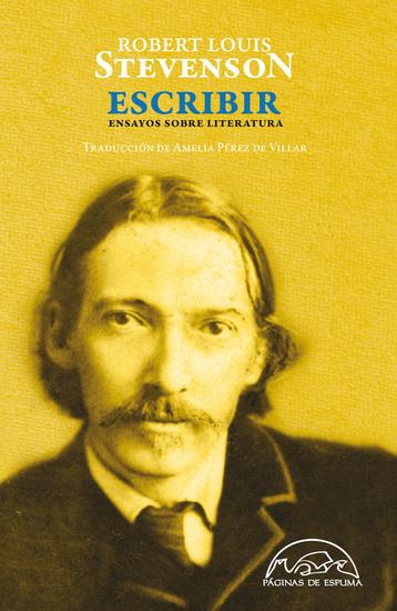 Escribir - Ensayos sobre literatura - cover