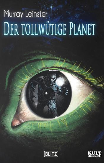 Der tollwütige Planet - cover