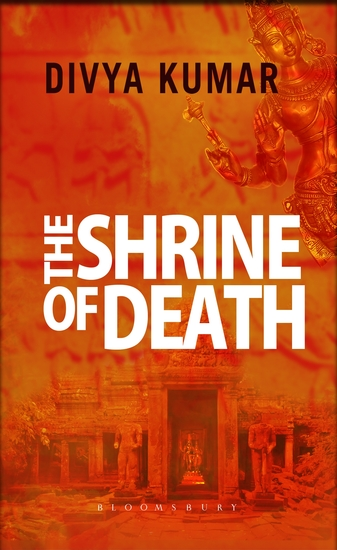 The Shrine of Death - cover