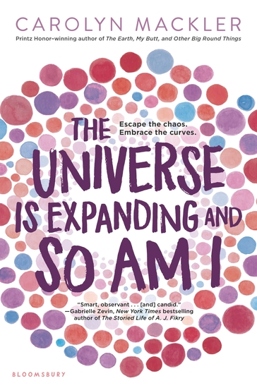 The Universe Is Expanding and So Am I - cover