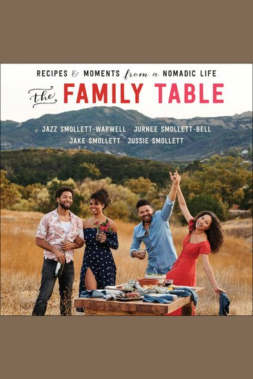 The Family Table - Recipes and Moments from a Nomadic Life - cover
