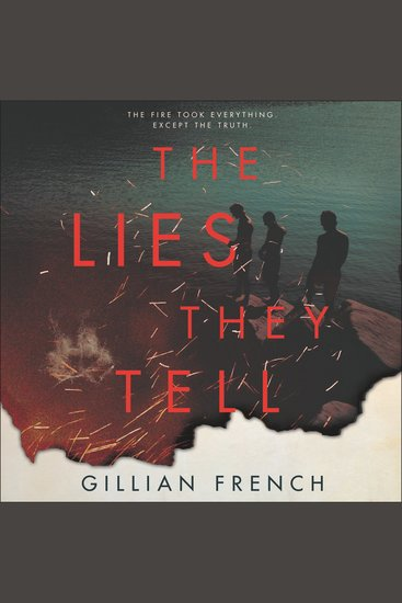 The Lies They Tell - cover