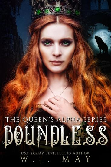 Boundless - The Queen's Alpha Series #6 - cover
