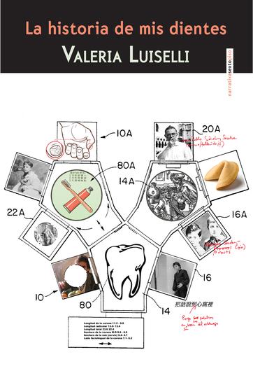 La historia de mis dientes - cover