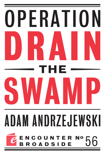Operation Drain the Swamp - cover
