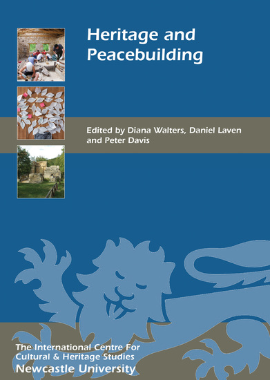 Heritage and Peacebuilding - cover