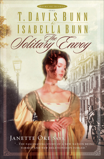 The Solitary Envoy (Heirs of Acadia Book #1) - cover