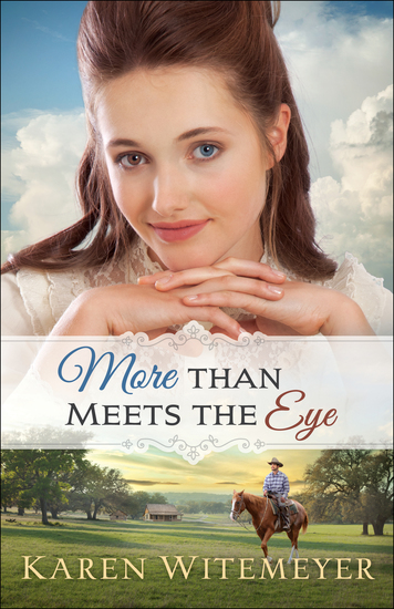 More Than Meets the Eye (A Patchwork Family Novel Book #1) - cover