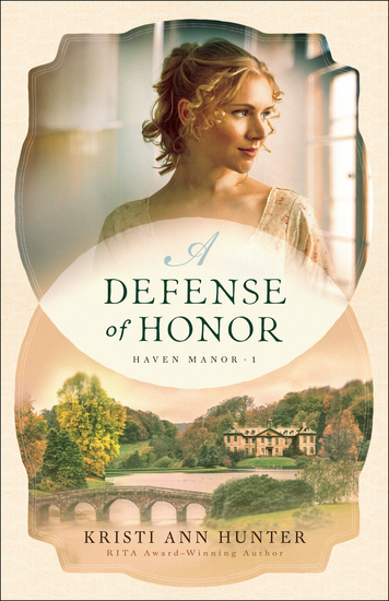 A Defense of Honor (Haven Manor Book #1) - cover