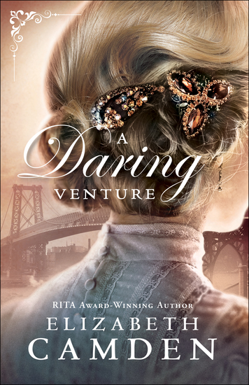A Daring Venture (An Empire State Novel Book #2) - cover