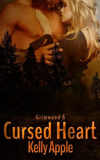 Cursed Heart - Grimwood #6 - cover