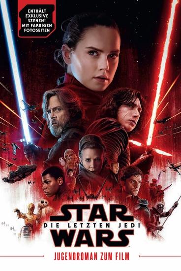 Star Wars: Die letzten Jedi - Jugendroman zum Film - cover