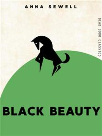 Black Beauty - cover