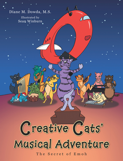 Creative Cats' Musical Adventure - The Secret of Emoh - cover
