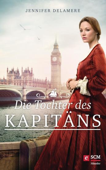 Die Tochter des Kapitäns - cover